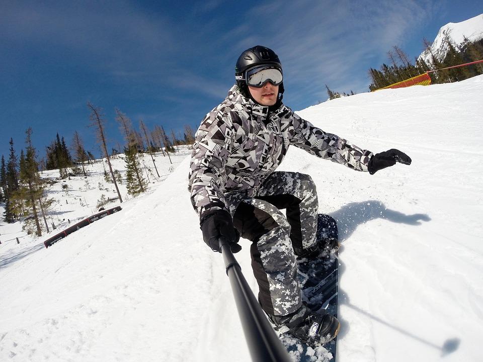 tipy na sjezdovky pro začátečníky snowboard lyže
