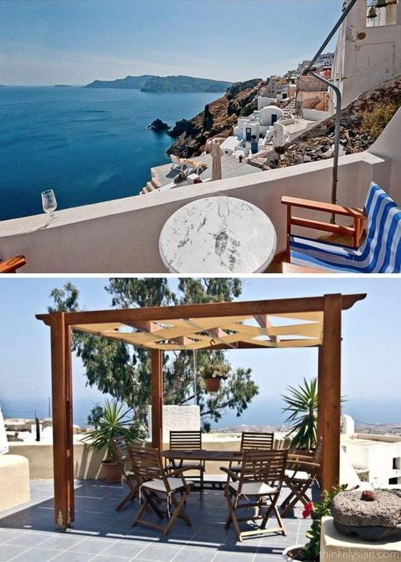 Santorini - Řecko